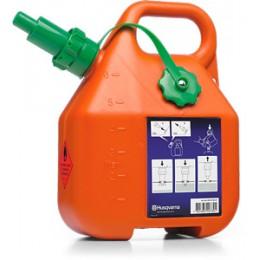 Kanister paliwa 6L pomarańczowy